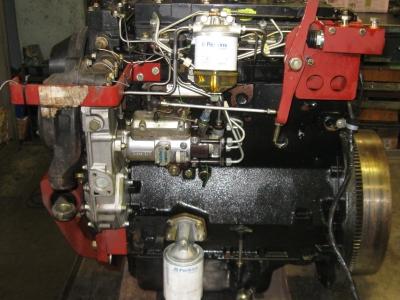 Motore Perkins 1004.4 rigenerato 4 cilindri