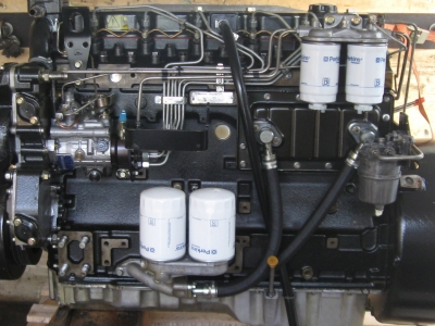 MOTORE PERKINS 1006.6 6 cilindri