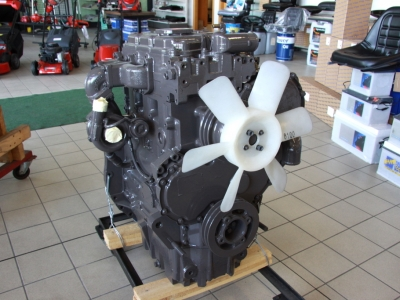 Motore Perkins 1103 rigenerato 3 cilindri