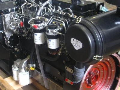 Motore Perkins 6 cilindri turbo