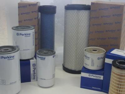 Filtri aria, olio e gasolio Perkins