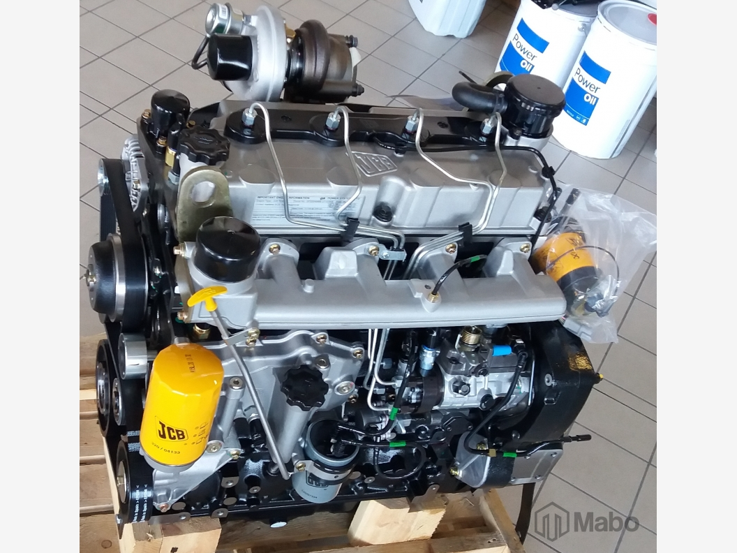 Motore nuovo JCB