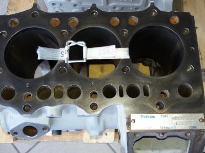 Monoblocco motore Perkins 103.10 usato