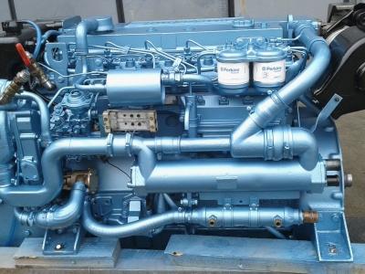 Motore SABRE rigenarato - motore marino Perkins
