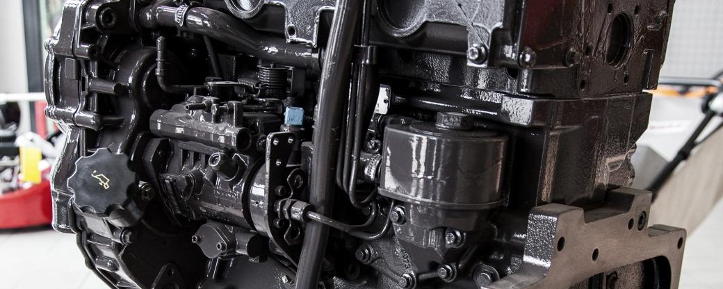 Motori rigenerati
