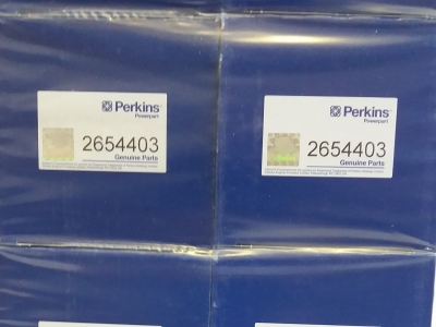 2654403 Filtro olio Perkins