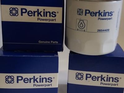 2654409 filtro olio Perkins