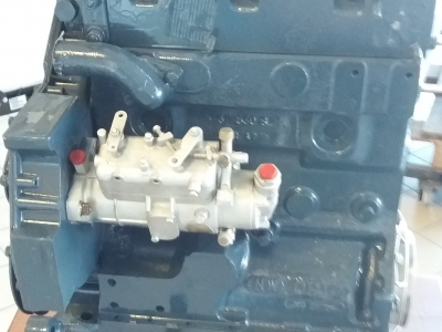 Motore Perkins 3 cilindri