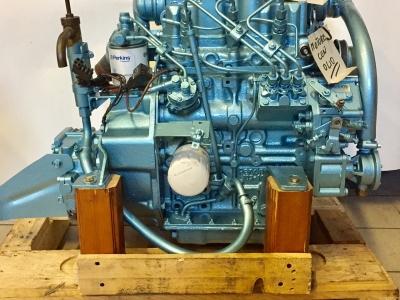 Motore marino Perkins rigenerato