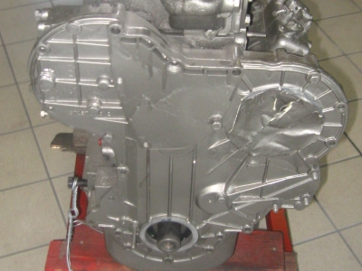 Motore per trattore Massey Ferguson