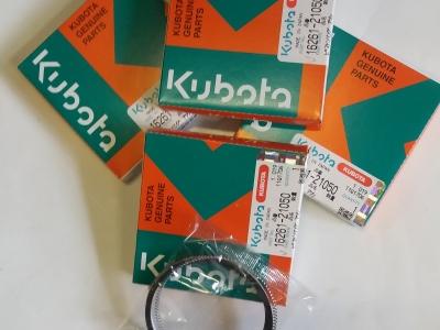 Serie fasce Kubota