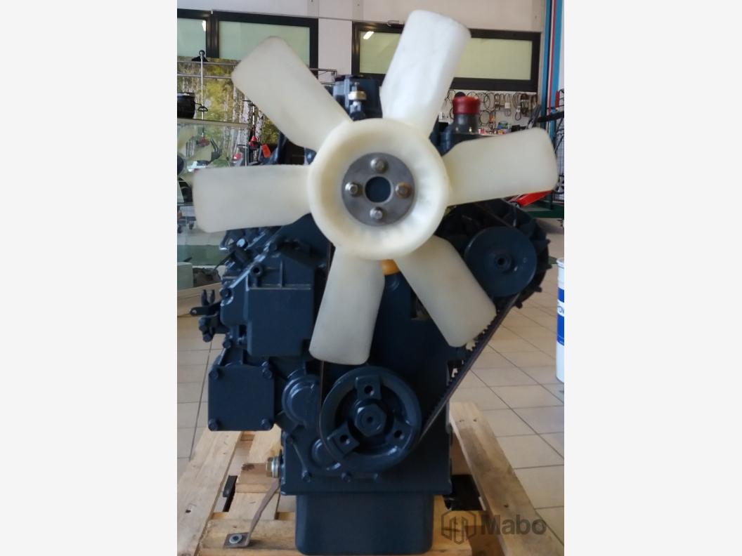 Motore Perkins serie 100