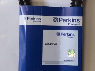 2614B642 Cinghia ventola Perkins - Ricambi Perkins
