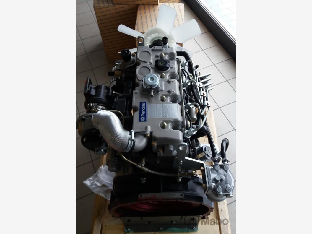 Motori Perkins nuovi