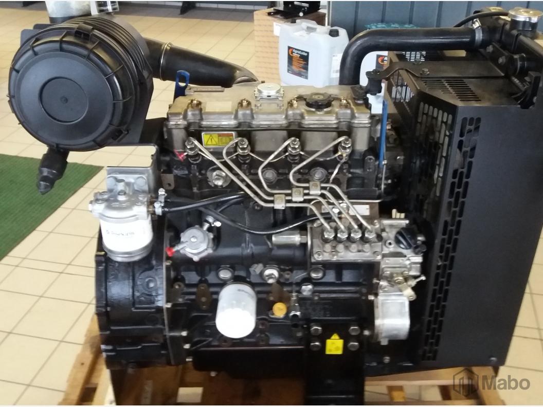 Motori Perkins rigenerati